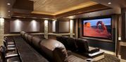 Домашний кинотеатр и кинотеатр в 3Д